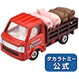 トミカショップオリジナル トミカ養豚場トラック