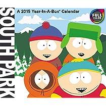 South Park 2015 Calendar