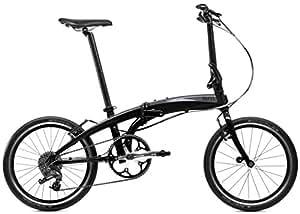 tern(ターン) Verge P9 20インチ 2015年モデル 折りたたみ自転車 [9speed] ブラック/ダークグレー 15VRP9BKGY