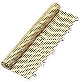 エムテートリマツ 竹製巻す 270mm 3124102
