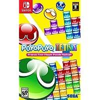 Puyo Puyo Tetris Launch Edition Nintendo Switch ぷよぷよテトリス起動版任天堂スイッチ北米英語版 [並行輸入品]