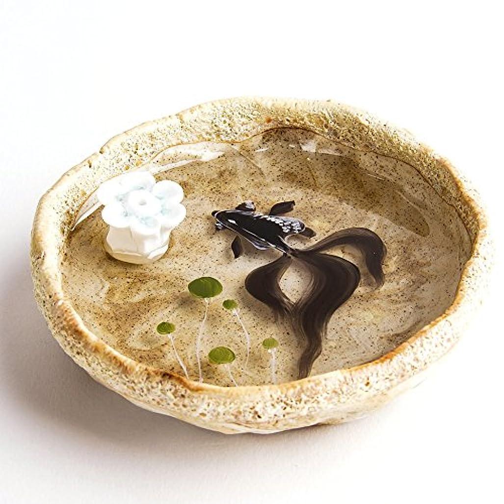 意味するレキシコン設計図お香立て お香たて 香の器 お香を焚いて 香皿,陶磁器、イエロー