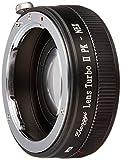 中一光学 (ZHONG YI OPTICS) フォーカルレデューサー マウントアダプター Lens Turbo II PK-NEX (ペンタックスKマウントレンズ → ソニーNEX/α.Eマウント)