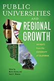 Public Universities and Regional Growth: Insights from the University of California (Innovation and Technology in the World Economy)