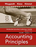 Problem Solving Survival Guide Vol. I, Chs. 1-13 to Accompany Accounting Principles