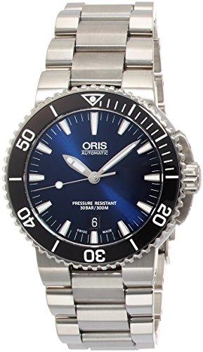 [オリス]ORIS 腕時計 アクイスデイト 733 7653 4135M メンズ 【正規輸入品】