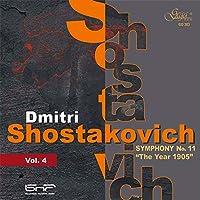 GD383 ショスタコーヴィチ:交響曲第11番「1905年」 エミール・タバコフ(指揮) ブルガリア国立放送交響楽団