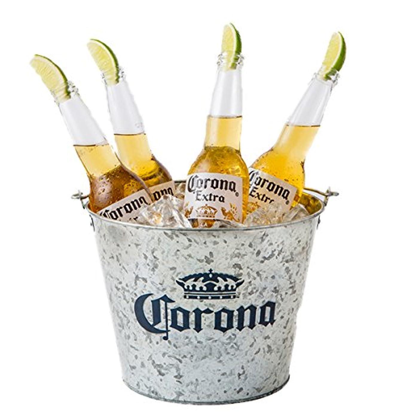 工場ボトル倫理的コロナ・エキストラ ボトル [ メキシコ 355ml×8本 バケツ付きセット ] [ギフトBox入り]