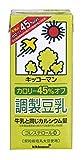 カロリー45%オフ 調製豆乳 紙パック 1L ×6本