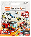 (Wheels Starter Pack) - Mega Construx Inventions Wheels Pack