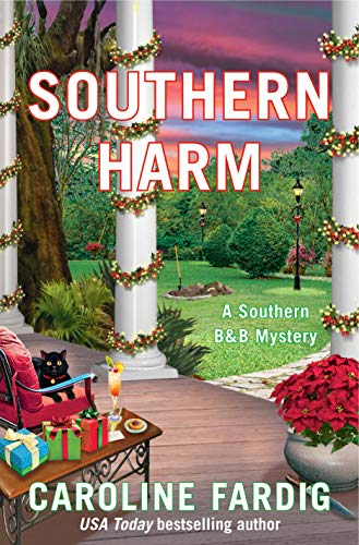 Southern Harm: A Southern B&B Mystery (English Edition)