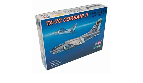 Hobby Boss HY87209 TA-7C Corsair II Airplane Model Building Kit