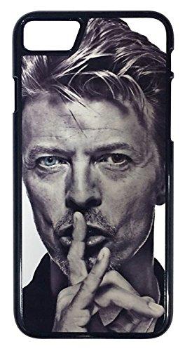 【David Bowie】デヴィット・ボウイ ブルーアイ iPhone X/ iPhone7/ iPhone8/ iPhone7Plus/ iPhone8Plus ハードカバー [並行輸入品]