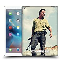 オフィシャルAMC The Walking Dead スタンス リック・グライムス iPad Pro 12.9 (2015) 専用ハードバックケース