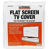 "U-Haul Flat Screen TV Cover (Fits Screens up to 65"") - 36"" x 65"""