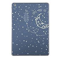 iPad Air スキンシール apple アップル アイパッド A1474 A1475 A1476 タブレット tablet シール ステッカー ケース 保護シール 背面 人気 単品 おしゃれ 星 ロケット 宇宙 010566