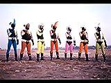 東京タワーに立つ七人の忍者
