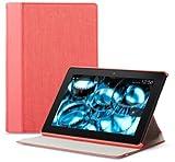 Belkin (Kindle Fire HDX 8.9専用) シャンブレー ケース/カバー with スタンド ピンク