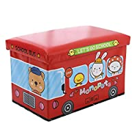 おもちゃ収納ボックスホームクリエイティブ仕上げキャビネット寝室のフロントスツール (色 : H h)