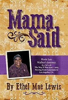 Mama Said by [Lewis, Ethel Mae]