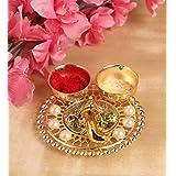 Itiha Haldi Kumkum Holder Ganesha Diwali Gift/Festive Gift/haldi kumkum Return Gift/Wedding Return Gift/Birthday Return Gift-