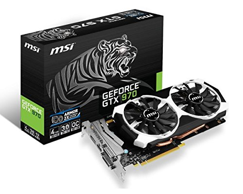 MSI GTX 970 4GD5T OC V1 [並行輸入品]