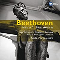 Missa Solemnis by CARLO MARIA / VARIOUS GIULINI (2008-09-30)