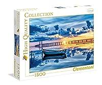 1500ピース ジグソーパズル Clementoni オーレスン Oeresund 59×84cm 31677