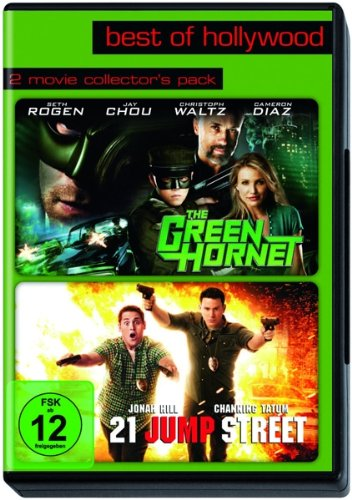 BEST OF HOLLYWOOD - 21 Jump Street / The Green Hornet: 2 Movie Collector's Pack 128 [DVD]