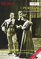 I Puritani (B&W) [DVD]