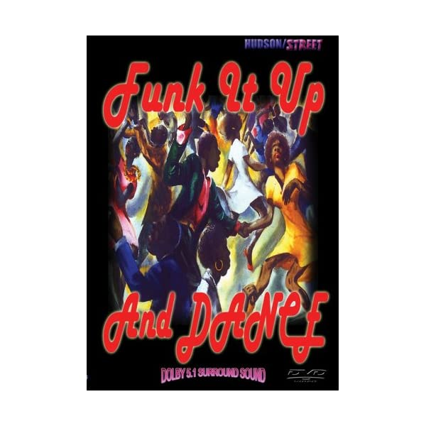 Funk It Up & Dance [DVD]...の商品画像