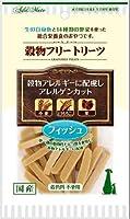 (まとめ買い)アドメイト 穀物フリートリーツ フィッシュ 60g 【×15】