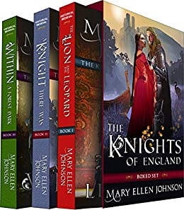 The Knights of England Boxed Set, Books 1-3: Three Complete Historical Medieval Romance (The Knights of England Series) by [Johnson, Mary Ellen]