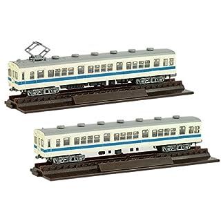 鉄道コレクション 第9弾【開封販売】小田急電鉄 1800形 (2両セット) デハ1802+クハ1852