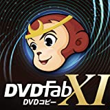 DVDFab XI DVD コピー ダウンロード版