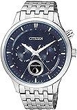 [シチズン]CITIZEN 腕時計 ECO-DRIVE MOON PHASE エコドライブ ムーンフェイズ AP1050-56L メンズ [並行輸入品]