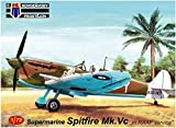 KPモデル 1/72 オーストラリア空軍 スピットファイア Mk.5c プラモデル KPM0147