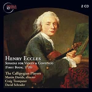 Sonatas for Violin & Continuo