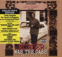 Murder Was the Case: Soundtrack (Bonus Dvd) (Reis)