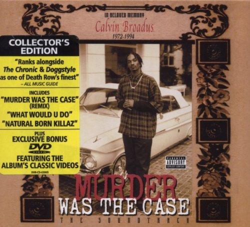 Murder Was the Case: Soundtrack (Bonus Dvd) (Reis)