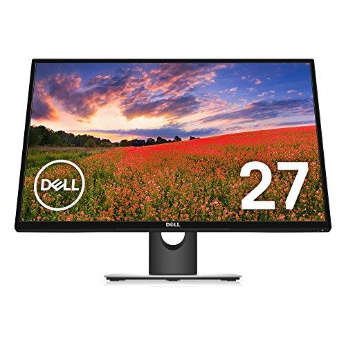 【Amazon.co.jp限定】Dell ディスプレイ モニター SE2717H 27インチ/IPS非光沢/6ms/FreeSync/HDMI,VGA/3年間保証