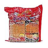 Bento イカスナック2フレーバーマルチパック 20 包 - スウィート&スパイシー(10個)+アングリー&スパイシー(10個) [並行輸入品]