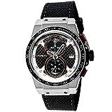 [HYDROGEN] 腕時計 OTTO CHRONO HW514400 メンズ ブラック