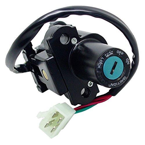 イーティーング (E-TING)  本田CBR600 F4 F4i CBR929 CB90002-07 CBR1100XX99〜06のために イグニッション スイッチ ロック