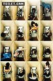 Toilet.cam [WG-3689] [ポスター]