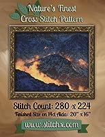 Nature's Finest Cross Stitch Pattern: Pattern Number 007