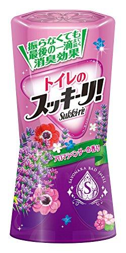 アース製薬 トイレのスッキーリ!Sukki-ri! アロマラベンダーの香り 400mL