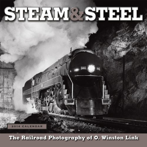 Steam & Steel 2014 Calendar