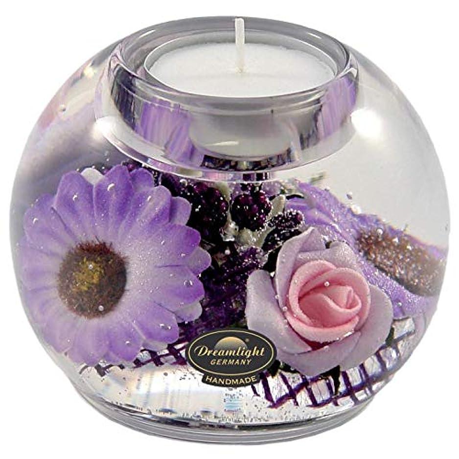 意識配管珍しいドリームライト マーキュリー ファッションフラワー キャンドルホルダー ガラス キャンドルスタンド
