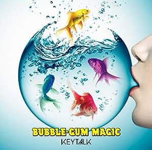 【Amazon.co.jp限定】BUBBLE-GUM MAGIC(通常盤)【特典:ポストカード付】